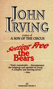 Cover of: Setting Free the Bears