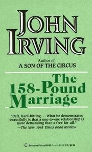 Cover of: The 158-Pound Marriage
