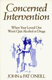 Cover of: Concerned Intervention | John O