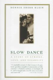 Cover of: Slow dance