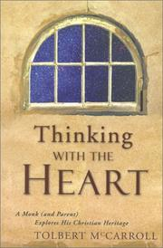 Cover of: Thinking with the heart