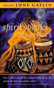 Spirit speaks to sisters