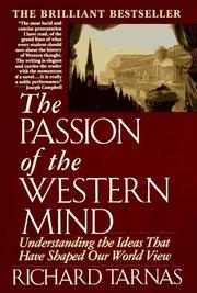 Cover of: The Passion of the Western Mind | Richard Tarnas