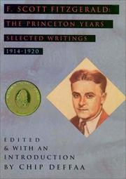 Cover of: F. Scott Fitzgerald: Stories (Our American Heritage)