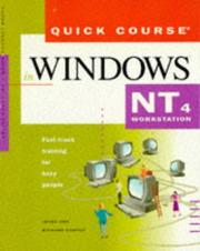 Cover of: Quick course in Windows NT Workstation 4