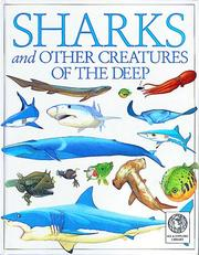 Cover of: Sharks and other creatures of the deep