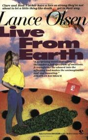 Cover of: Live from earth
