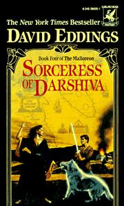 Cover of: Sorceress of Darshiva (The Malloreon, Book 4)