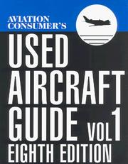 Cover of: The Aviation Consumer