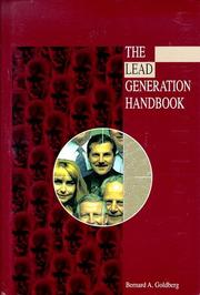 Cover of: The lead generation handbook