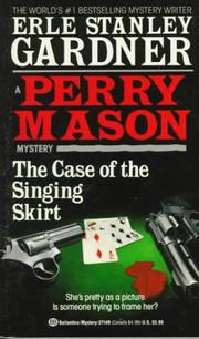 Cover of: The case of the singing skirt
