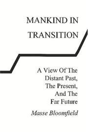 Cover of: Mankind in transition