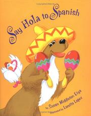 Cover of: Say hola to Spanish