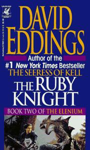 Cover of: The Ruby Knight (Book Two of the Elenium)