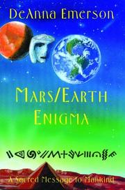 Cover of: Mars/Earth enigma