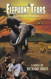 Cover of: Elephant Tears