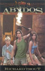 Cover of: Falcon Of Abydos