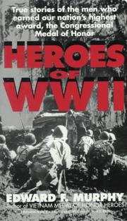 Cover of: Heroes of WW II | Edward F. Murphy