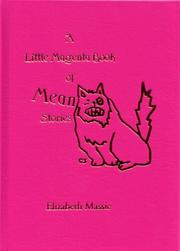 Cover of: The Little Magenta Book Of Mean Stories