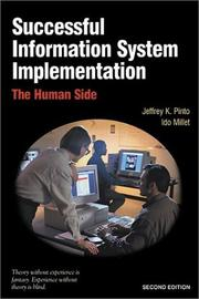 Cover of: Successful information system implementation: the human side