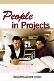 Cover of: A framework for project management. | Project Management Institute.