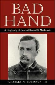 Cover of: Bad hand