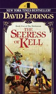 Cover of: The Seeress of Kell (The Malloreon, Book 5)