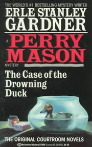 Cover of: The case of the drowning duck