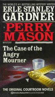 Cover of: The case of the angry mourner