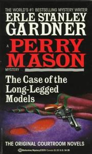 Cover of: The case of the long-legged models