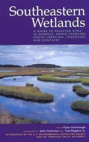 Cover of: Southeastern Wetlands | Parke Puterbaugh