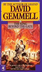 Cover of: The King Beyond the Gate (Drenai Tales, Book 2) | David A. Gemmell