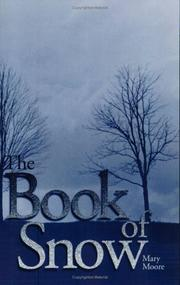 Cover of: The book of snow