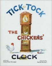 Cover of: Tick, tock the chickens