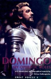 Cover of: Placido Domingo