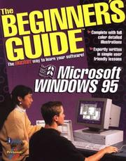 Cover of: The beginner's guide |