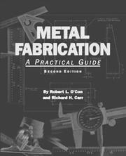 Cover of: Metal fabrication