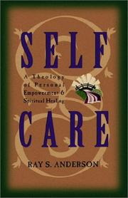 Cover of: Self-Care | Ray S. Anderson