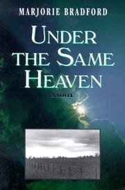 Cover of: Under the same heaven