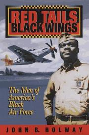 Cover of: Red Tails Black Wings