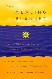 Cover of: The healing blanket