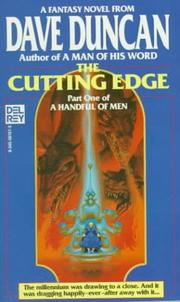 Cover of: Cutting Edge (A Handful of Men, Part 1)