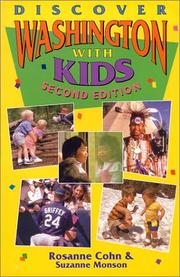 Cover of: Discover Washington with kids