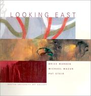 Cover of: Looking East | John Stomberg