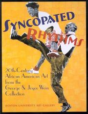 Cover of: Syncopated Rhythms: 20th-Century African American Art from the George and Joyce Wein Collection