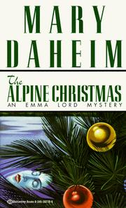 Cover of: Alpine Christmas