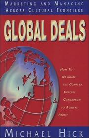 Cover of: Global Deals | Michael Hick