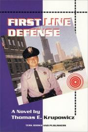 Cover of: First Line Defense