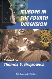Cover of: Murder In The Fourth Dimension