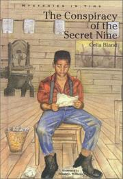 Cover of: The conspiracy of the Secret Nine